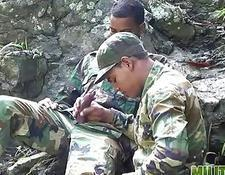 different gay porn from soldiers in uniform